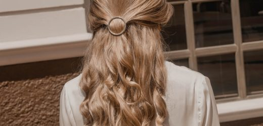 Check out some very fashionable hair accessories